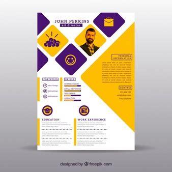 Samples of curriculum vitae or resume